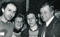 Wroclaw 1989 - Šebek, Ewa, ?, Hvížďala