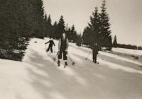 Tom's brothers Kašperské hory, 1935