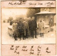 The Brills 1914