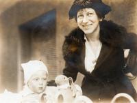 Elfriede, 1924