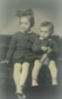 Ivan Kosenko se sestrou