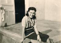 Lotte Lebovičová (Budapešť, po 1942)