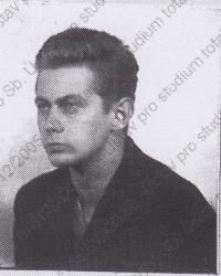 Miroslav Froyda v roce 1954