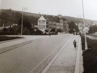 Pohled na Cigánov v roce 1934