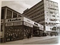 Tržnice a obchodní dům ve Zlíně, 1936