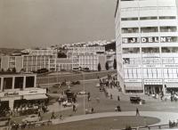 Náměstí Práce r. 1936