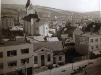 Štefánikova ulice v roce 1937