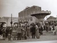 Kolotoče na Prvního máje roku 1938