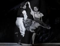 Inka při tanci rejdováku