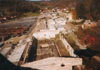 Český tábor v Bosanské Krupe