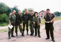 Se srbskými kolegy