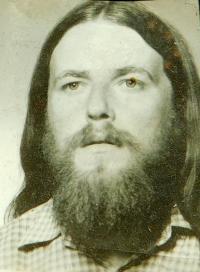 Václav Hurt as a young man