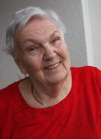 Annelore Finková v roce 2018