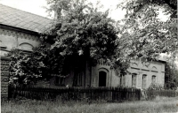 Part of Horký family property before it was handed over to collective farm. Josef Horký´s grandmother Emílie Horká, née Tobiášková, was raised here. It was part of Horký family property, after it fell into disrepair under collective farm administration a kindergaten was built here.