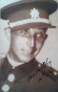 Karel Šobr, 1936