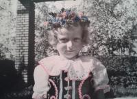 Věra Kopalová květen 1946
