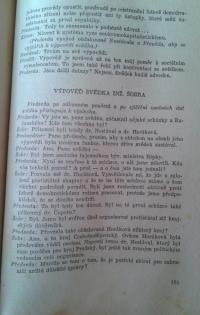 výpověď Karla Šobra v procesu s Miladou Horákovou