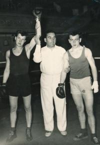 Vítězství, cca 1956