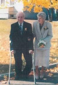 Zdeněk Krůpa s manželkou Miladou
