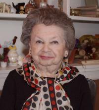 Aťka Janoušková - portrait 2018