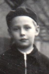 Jiří Degl 1954