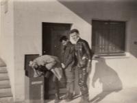 cca 1982, Jan v koženém