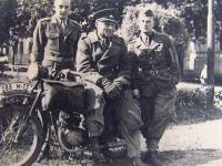 Jiří Janisch, 1949, povinná vojenská služba
