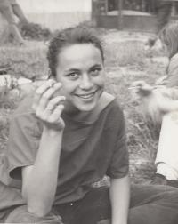 Lomnička 1984, Martina Hamplová