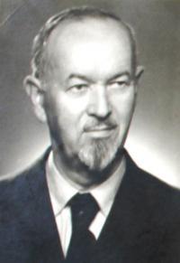 děda František Chvojka - stavitel