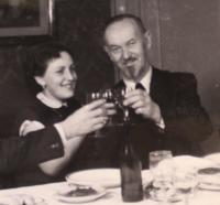 dědeček František Chvojka - stavitel
