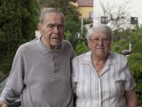S manželem Bohuslavem (2011)