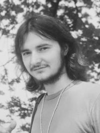 Michal Mrtvý na dobové fotografii