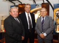 With Augustín Bubník and Ján Starší