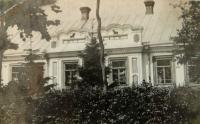 dům Kopeckých před válkou