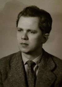 dobová fotografie, rok 1947