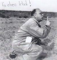 Director Vilém Sedmera always had great authority (brigade)