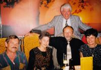 With mayor of Stříbro (Mr. Bursík)  and others teachers from school in Stříbro