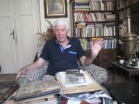 Ladislav Lašek at our meeting at home