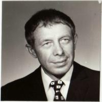 František Teplý - pasová fotografie