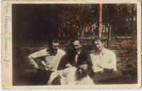 Čtyři bratři Teplých, konec 40. let