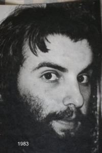 Tomáš Molnár roku 1983