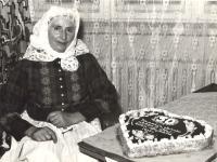 1974 Oslava 50. narozenin