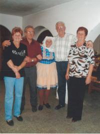 2009 - Antonie v rodinném kruhu II.