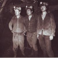 Pavel G. Fehér – práce v dolech (1979)