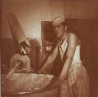 Pavel G. Fehér – pekař (1957)