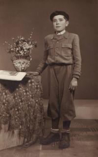Pavel G. Fehér – 1. třída (1946)