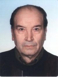 Jiří Jarkuliš at the age of eighty