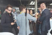 Slavnostní otevření nového depa v Plzni