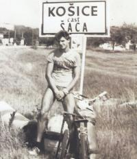 """Z cesty """"na koloběžkách do Košic"""""""