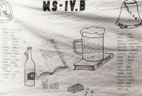 Maturitní tablo, přezdívky spolužáků